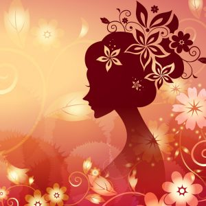 Women-vector-iPad-wallpapers