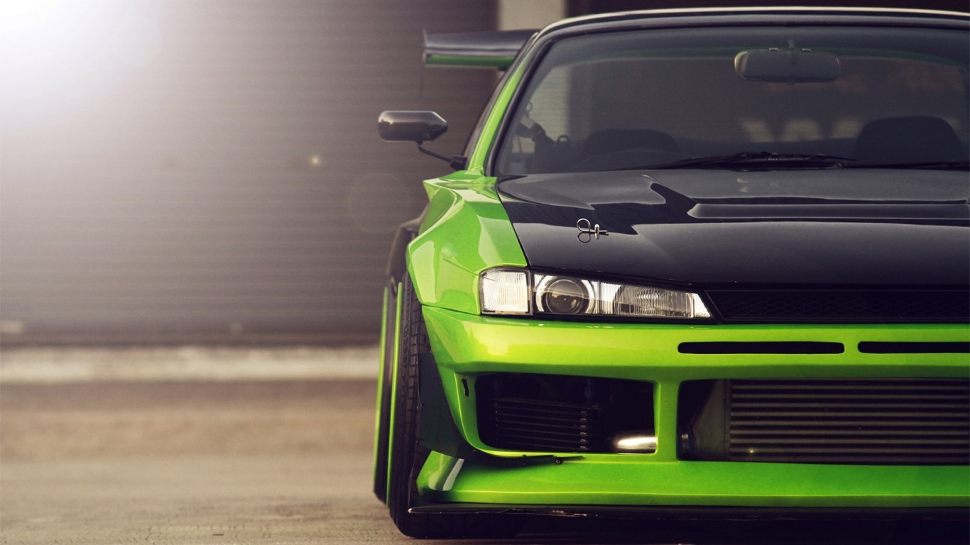nissan-silvia-s14-car-tuning-hd-wallpaper-1366x768