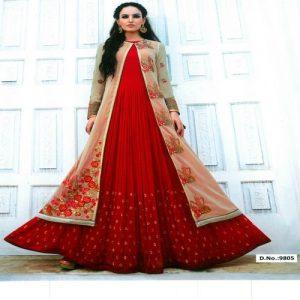 كانال تلگرام لباس هندي ، انواع سارى و لهنگا بسيار زيبا