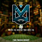 کانال کتابخانه مجیا
