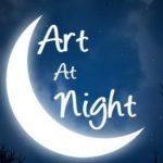کانال هنر در شب