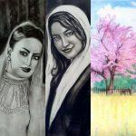 کانال  دنیای هنر و نقاشی