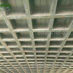 کانال سقف گرین وافل