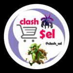 کانال تلگرام فروشگاه کلش و رویال