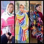 کانال تلگرام  فروش انلاین روسری و شال