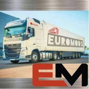 کانال تلگرام مد بازی Euro Truck