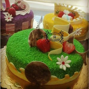 کانال تلگرام کیک