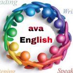 کانال تلگرام آموزش زبان انگلیسی آوا