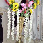 کانال تلگرام گلدان شیشه ای