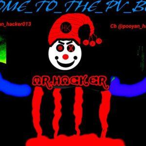 کانال تلگرام Pooyan_hacker021@