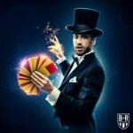 کانال تلگرام آموزش(رسمی)شعبده بازی