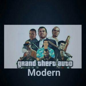 کانال تلگرام Gta modern