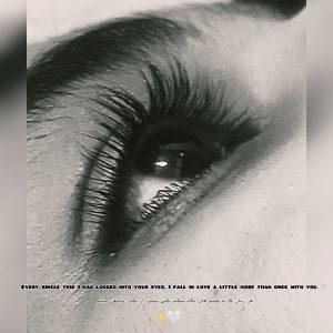 کانال تلگرام چشمهایش