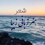 کانال تلگرام شعر، هنر زبانی زیبا 28
