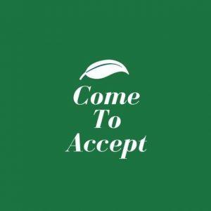 کانال تلگرام Come to accept